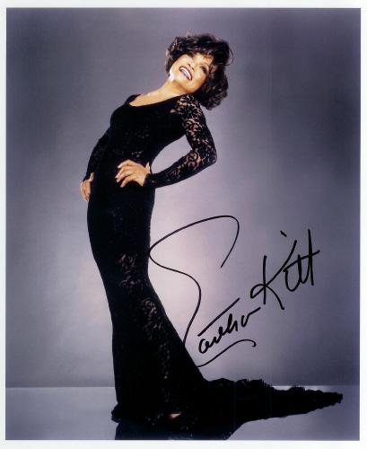 Eartha Kitt Autograph[1]